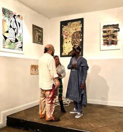 Rene Alberston Marten Gallery Presents... Intrinsic